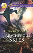 Treacherous Skies (Mills & Boon Love Inspired Suspense)