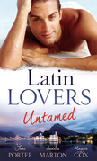 Latin Lovers Untamed: In Dante's Debt / Captive in His Bed / Brazilian Boss, Virgin Housekeeper (Mills & Boon M&B)