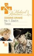 No.1 Dad in Texas (Mills & Boon Medical)