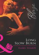 Long Slow Burn (Mills & Boon Blaze)