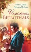 Christmas Betrothals: Mistletoe Magic (Men of Danger, Book 1) / The Winter Queen (Mills & Boon M&B)