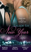 Escape for New Year: Amnesiac Ex, Unforgettable Vows / One Night with Prince Charming / Midnight Kiss, New Year Wish (Mills & Boon M&B)