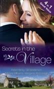 Secrets in the Village (Mills & Boon M&B)