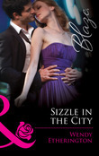 Sizzle in the City (Mills & Boon Blaze) (Flirting With Justice, Book 1)