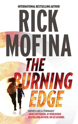 The Burning Edge (A Jack Gannon Novel, Book 4)