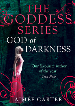God of Darkness (A Goddess Series short story, Book 8)