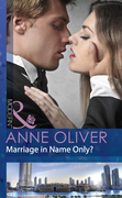 Marriage in Name Only? (Mills & Boon Modern)