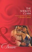 The Sheikh's Claim (Mills & Boon Desire) (Desert Knights, Book 2)