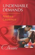 Undeniable Demands (Mills & Boon Desire) (Secrets of Eden, Book 1)