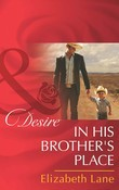 In His Brother's Place (Mills & Boon Desire)
