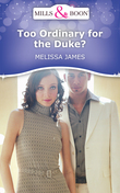 Too Ordinary for the Duke? (Mills & Boon Short Stories)