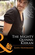 The Mighty Quinns: Kieran (Mills & Boon Blaze) (The Mighty Quinns, Book 16)
