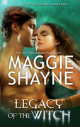 Legacy of the Witch (Mills & Boon Nocturne) (The Portal, Book 1)