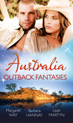 Australia: Outback Fantasies: Outback Heiress, Surprise Proposal / Adopted: Outback Baby / Outback Doctor, English Bride (Mills & Boon M&B)