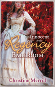 Innocent in the Regency Ballroom: Miss Winthorpe's Elopement / Dangerous Lord, Innocent Governess (Mills & Boon M&B)