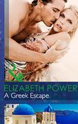 A Greek Escape (Mills & Boon Modern)