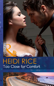 Too Close For Comfort (Mills & Boon Modern) (Hot California Nights, Book 3)