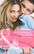 From Neighbors...to Newlyweds? (Mills & Boon Cherish) (Those Engaging Garretts!, Book 1)