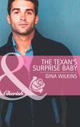 The Texan's Surprise Baby (Mills & Boon Cherish)