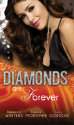 Diamonds are Forever: The Royal Marriage Arrangement / The Diamond Bride / The Diamond Dad (Mills & Boon M&B)