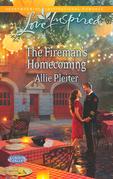 The Fireman's Homecoming (Mills & Boon Love Inspired) (Gordon Falls, Book 2)