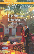 The Fireman's Homecoming (Mills & Boon Love Inspired) (Gordon Falls, Book 2)