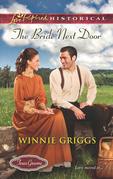 The Bride Next Door (Mills & Boon Love Inspired Historical) (Texas Grooms (Love Inspired Historical), Book 2)