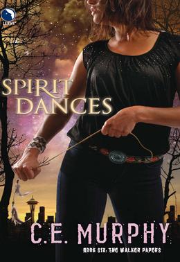 Spirit Dances (Luna) (The Walker Papers, Book 7)