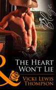 The Heart Won't Lie (Mills & Boon Blaze) (Sons of Chance, Book 14)