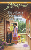 The Soldier's Sweetheart (Mills & Boon Love Inspired) (Serendipity Sweethearts, Book 1)