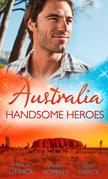 Australia: Handsome Heroes (Mills & Boon M&B)