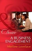 A Business Engagement (Mills & Boon Desire) (Duchess Diaries, Book 1)