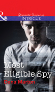 Most Eligible Spy (Mills & Boon Intrigue) (HQ: Texas, Book 1)