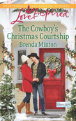 The Cowboy's Christmas Courtship (Mills & Boon Love Inspired) (Cooper Creek, Book 7)