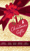 Christmas Gifts: His Christmas Eve Proposal / Silent Night Man / A Man In Her Stocking / The Tycoon's Christmas Engagement / A Kiss for Mr Scrooge (Mills & Boon M&B)