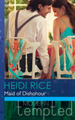 Maid of Dishonour (Mills & Boon Modern Tempted) (The Wedding Season, Book 3)