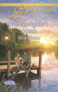 The Firefighter's Match (Mills & Boon Love Inspired) (Gordon Falls, Book 3)