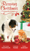 Rescuing Christmas: Holiday Haven / Home for Christmas / A Puppy for Will (Mills & Boon M&B)