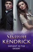 Defiant in the Desert (Mills & Boon Modern) (Desert Men of Qurhah, Book 1)