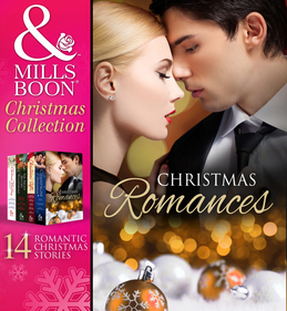Christmas Romance Collection (Mills & Boon e-Book Collections)