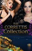 The Correttis (Books 1-8) (Mills & Boon e-Book Collections)