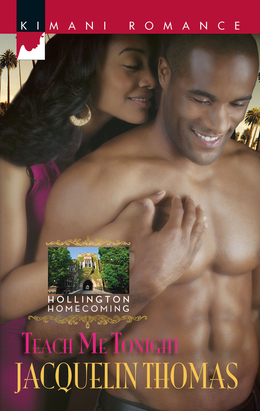 Teach Me Tonight (Mills & Boon Kimani) (Hollington Homecoming, Book 3)