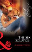 The Sex Solution (Mills & Boon Blaze)