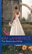 The Blackmailed Bride (Mills & Boon Modern)