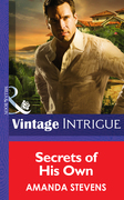 Secrets of His Own (Mills & Boon Intrigue) (Cape Diablo, Book 1)