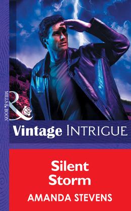 Silent Storm (Mills & Boon Intrigue) (Quantum Men, Book 2)