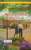 An Unlikely Match (Mills & Boon Love Inspired) (Chatam House, Book 4)