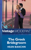 The Greek Bridegroom (Mills & Boon Modern)