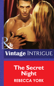The Secret Night (Mills & Boon Intrigue) (Eclipse & 43 Light Street, Book 1)