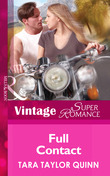 Full Contact (Mills & Boon Vintage Superromance) (Shelter Valley Stories, Book 10)